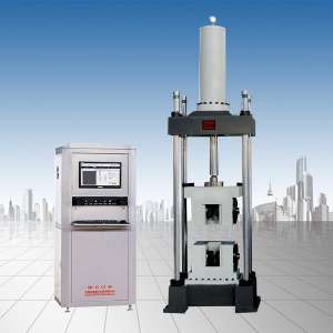 WAW-2000-2000KN单空间电液伺服万能试验机