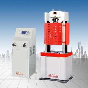 300kN数显液压万能试验机