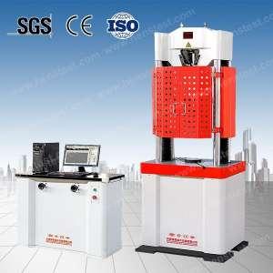 WAW-600B微机控制电液伺服万能试验机